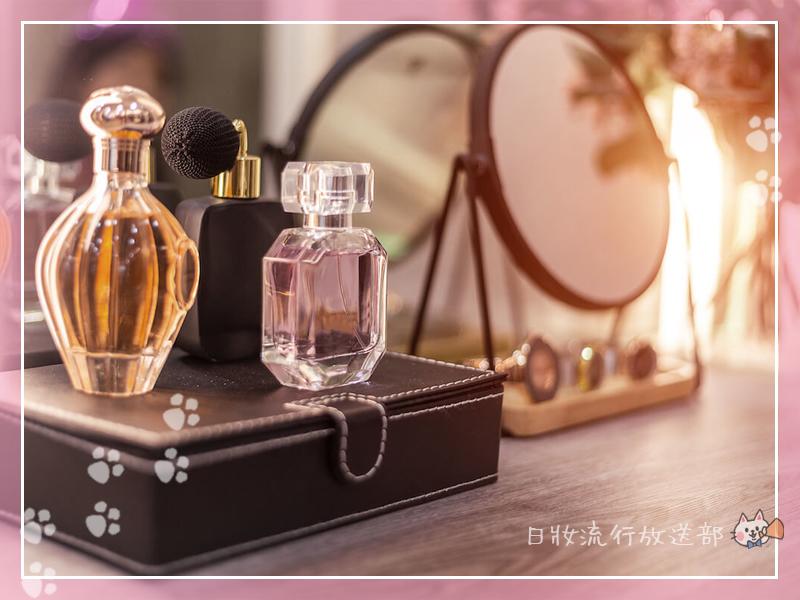 香水的正確使用方法大整理!