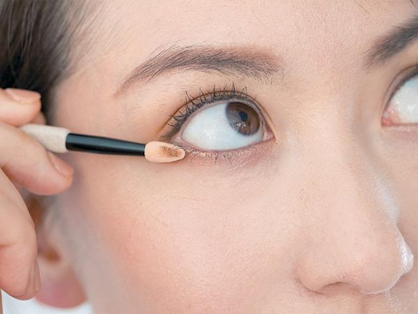 面試化妝教學:眼妝