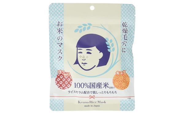 毛穴撫子 日本米精華保濕面膜