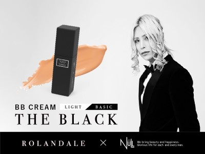 ROLANDALE×NULL THE BLACK BB