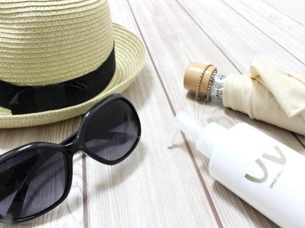 擦防曬避免紫外線傷害
