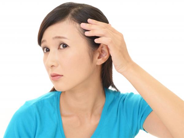 錯誤的保養方式造成頭皮乾燥