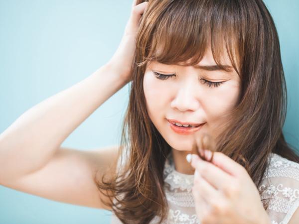 頭髮乾燥會導致的問題