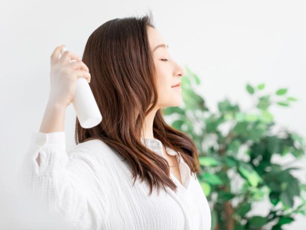 保護頭髮不受到吹風機的熱傷害