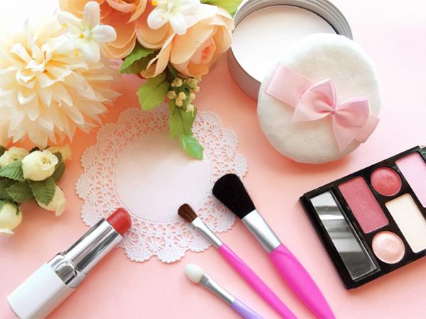敏感肌的化妝品也很重要