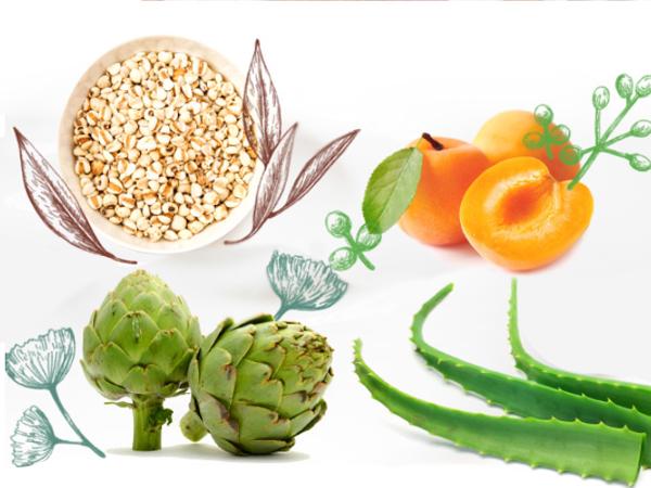 可芮絲GLASKIN全效水凝霜的31種美容成分和12種和漢配方