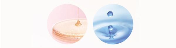 瑪珂蕾貝潤澤透顏持妝蜜粉餅的2種膠原蛋白