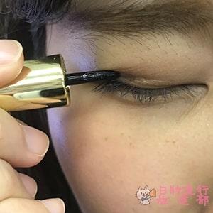 Night Eye Beaute夜用雙眼皮養成膠水的小編測試